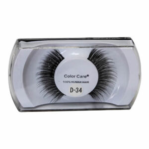 Color Care 100% Human Hair D-34