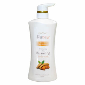 Renew Almond Oil and Vitamin E Moisturising Plus Balancing Body Wash
